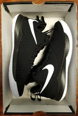 Nike Lebron Witness III Basketball Black Gray White AO4433-0