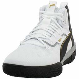 Puma Legacy '68  Casual Basketball  Shoes - Black - Mens