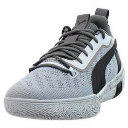 Puma Legacy Low  Casual Basketball  Shoes - Grey - Mens