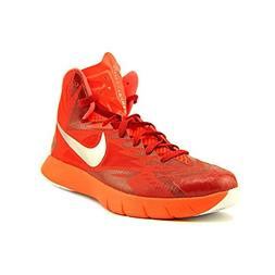 Nike Mens Lunar Hyperquickness TB Red Basketball Shoes 11 M