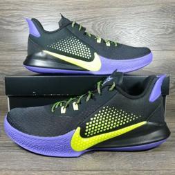 NikeMamba Fury 'Lakers Away' Kobe Bryant Men's Basketball S