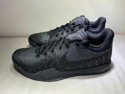 Nike Mamba Rage 908972-002 Black Dark Grey Kobe Basketball S