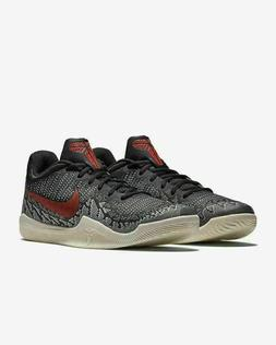 Nike Mamba Rage Men's Basketball Shoes 908972 060 Black Brig