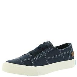 Blowfish Women's Marley Pure Navy Colorwashed Canvas 11 M US