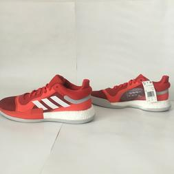 Adidas Marquee Boost Low Basketball Shoes Red White F36305 M