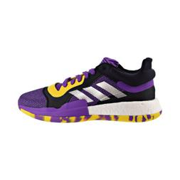 Adidas Marquee Boost Low Men's Shoes Active Purple/Bold Gold