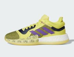 Adidas Marquee Boost Low Ultraboost Basketball Shoes Shock Y