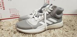 Adidas Marquee Boost Men's Size 14 Basketball Shoes Gray/Whi