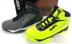 FILA Men Basketball Hi Top Sneaker - CONTINGENT