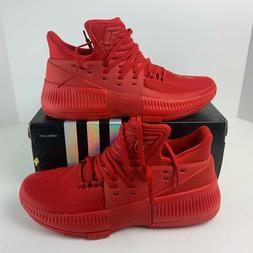 Adidas Men Basketball Shoes Dame 3 Roots Sneakers Training S