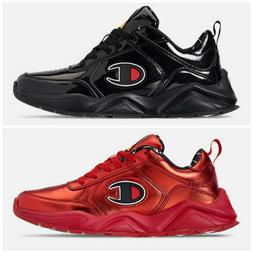 Champion Men's 93 Eighteen Big C Leather Shoe Sneaker $100 B