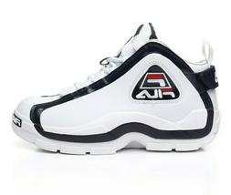 "Fila Men's 96 ""Grant Hill"" Basketball Shoe NEW AUTHENTIC Whi"