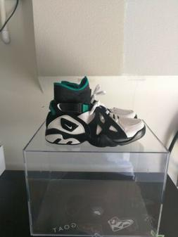 Men's Nike Air Unlimited David Robinson Size 11.5 Black Emer