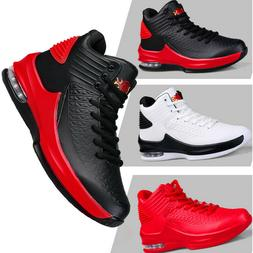 Men's Basketball Boots Fashion Athletic Sneakers Sports Casu