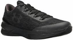 Under Armour Men's Charged Controller Basketball Shoes Black