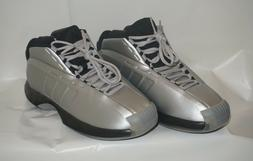 Men's Adidas CRAZY 1 BASKETBALL SHOES  - Size 10.5 US