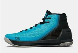 Under Armour Men's Curry 3 Athletic Basketball Shoes Peacock