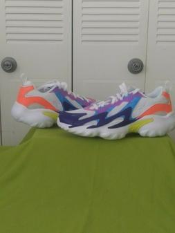 Men's Reebok DMX series basketball shoes, 11.5 multi color n