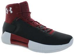 Under Armour Men's Drive 4 Basketball Shoes Cardinal/Black S