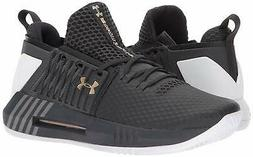 Under Armour Men's Drive 4 Low Lace-Up Basketball Shoes Anth