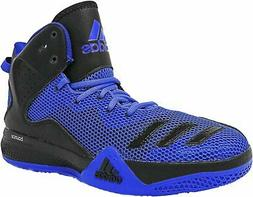 Adidas Men's Dt Bball Mid Ankle-High Fabric Basketball Shoe