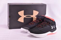 Men's Under Armour Get B Zee Basketball Shoes Black/Glacier