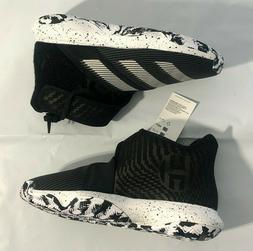 Men's Adidas James Harden B/E 3 J Basketball Shoes Black Siz