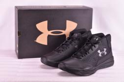 Men's Under Armour Jet 2017 Basketball Shoes Black