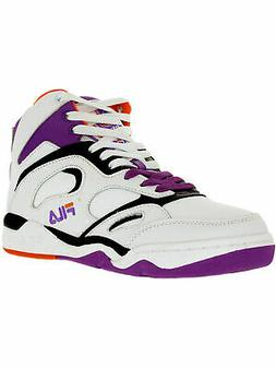 Fila Men's Kj7 Ankle-High Leather Basketball Shoe