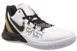 Nike Men's Kyrie Flytrap II Basketball Shoes White/ Metallic