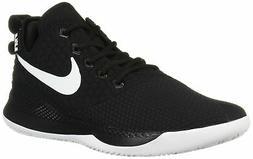 Nike Men's Lebron Witness III Basketball Shoe Black/White/Co