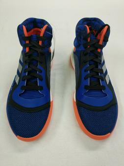 Men's Adidas Marquee Boost Basketball High Top Shoes Size 10