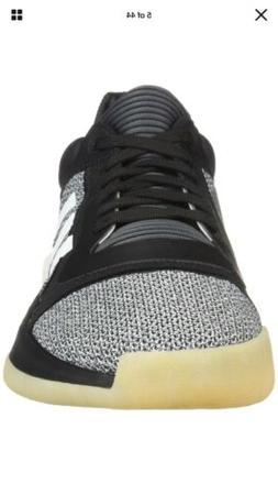 Men's Adidas Marquee Boost Low Basketball Shoes Black Gum -