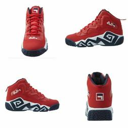 Fila men's MB Red/white/navy shoes