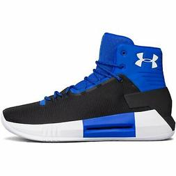 Under Armour Men's Team Drive 4 Lace-Up Basketball Shoes Roy