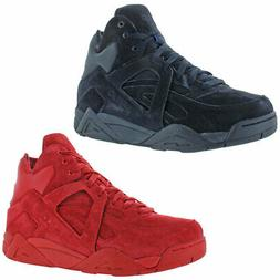 Fila Men's The Cage Suede Retro Athletic Basketball Sneakers