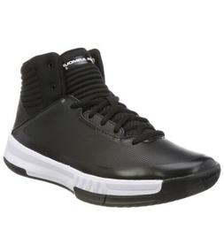 men ua lockdown 2 basketball shoes black