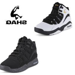 Shaq Mens Basketball Shoes Sneakers High Top Athletic Sport