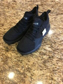 mens black hightop sneakers size 10 5