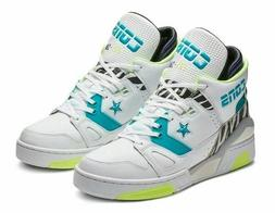 Mens 11.5 & 13 Cons Converse ERX-260 Animal White/Rapid Teal