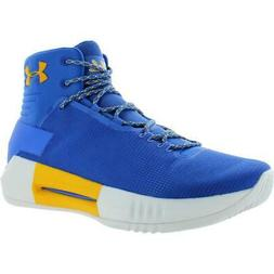 Under Armour Mens Drive 4 TB Colorblock Basketball Shoes Sne