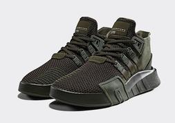 Adidas Mens Eqt Basketball Adv  Shoes Green AC8710 Brand New