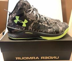 Under Armour Mens  Lightning Basketball Shoes 1269277 Digita