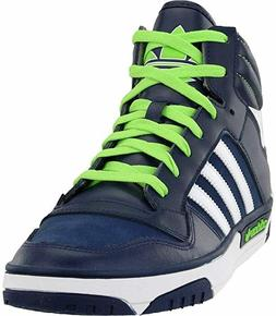 adidas Mens Post Player Vulc Us Basketball Casual Shoes, Blu
