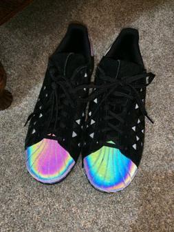 Men's Adidas Superstar Xeno Reflective Black Casual Basket
