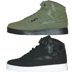 Mens FILA VULC 13 MP Mid Plus CAMO Retro Basketball Shoes Sn