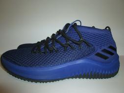 Mi Adidas Dame 4 Lillard Basketball Shoes Men's 9 US Purple