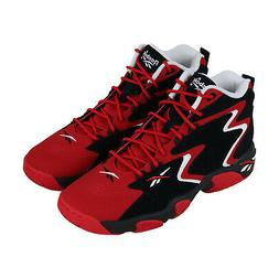 Reebok Mobius Og Mu CN7905 Mens Red Mid Top Athletic Gym Bas