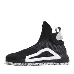 Adidas N3XT L3V3L BB9194 Laceless Basketball Shoes Black Tra