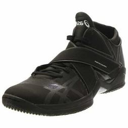 ASICS Naked Ego2  Casual Basketball Court Shoes Black Mens -